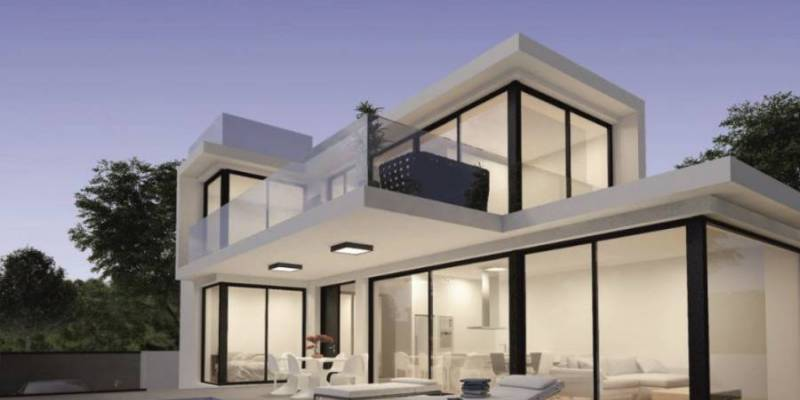 The villas for sale in Orihuela Costa, place of holidays and rest