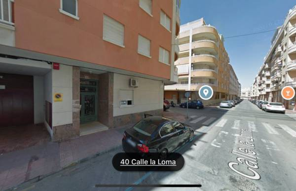 Parking - Sale - Centro - Torrevieja