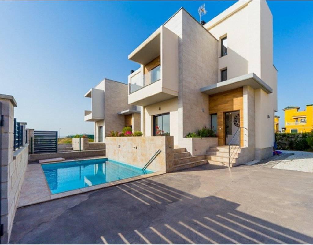 Nuevo proyecto de villas de lujo con piscina privada - Proyecto piscina privada ...