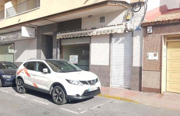 Business Premises - Sale - Centro - Torrevieja
