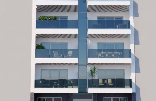 Appartement - Vente - Playa del cura - Torrevieja