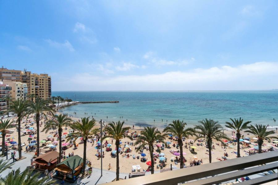 Sale - Penthouse - Playa del cura - Torrevieja
