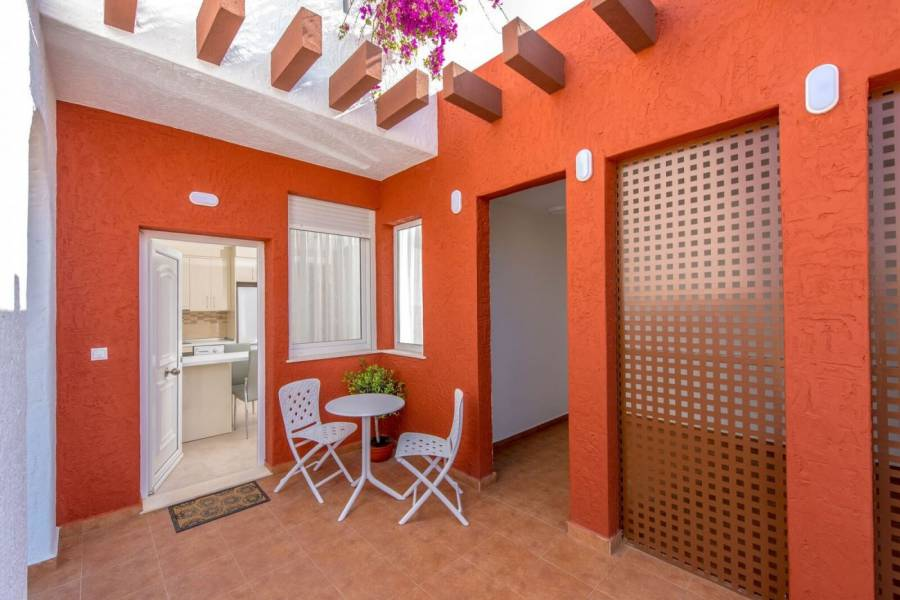 Sale - Townhouse - SERENA GOLF - Los Alcázares