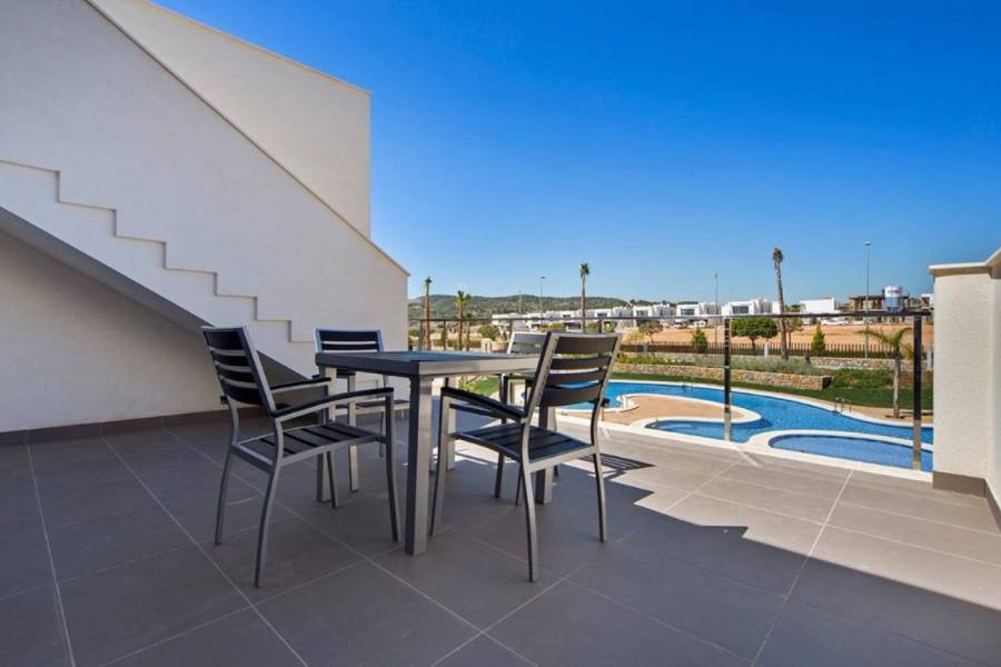 Sale - Upper floor - Golf vistabella - Los Montesinos
