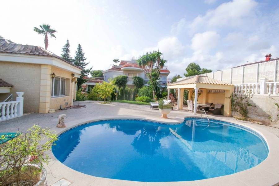 Sale - Luxury Villa - Campoamor - Orihuela Costa